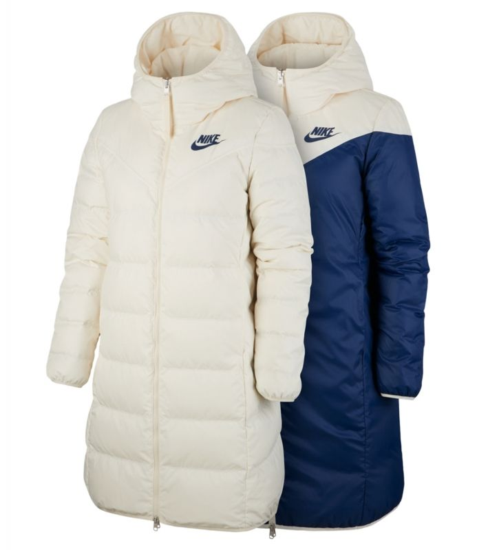 Яке Nike Wmns Reversible Down Fill Parka