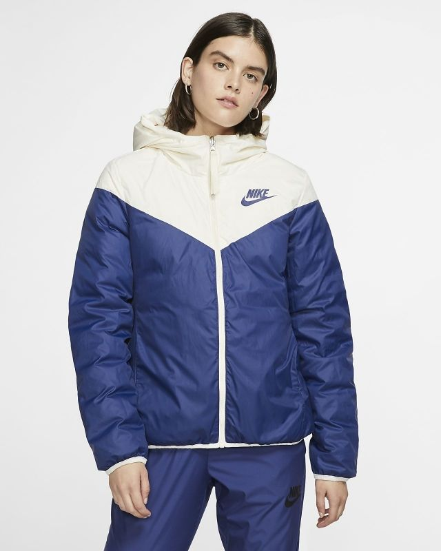 Яке Nike Wmns Sportswear Windrunner Down-Fill Reversible Jacket