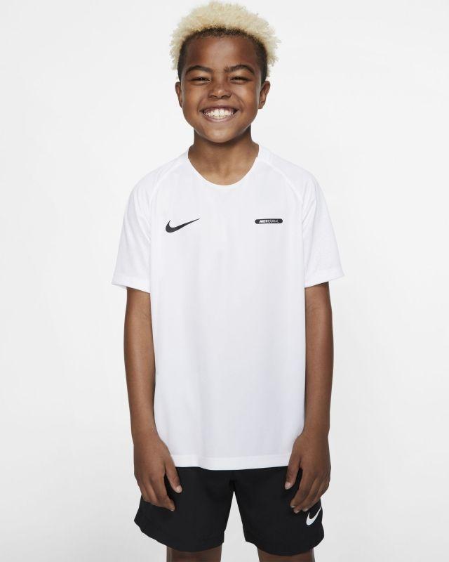 Type Shirts Nike Dri-FIT Mercurial Older Kids Football Top