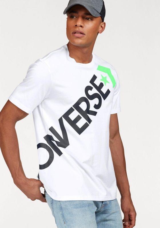 Тениска Converse Cross Body Tee
