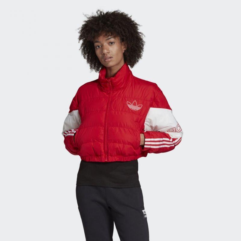 Яке adidas Originals Wmns Cropped Puffer Jacket