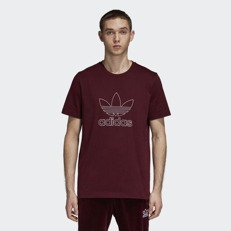 Тениска adidas Originals Outline Tee