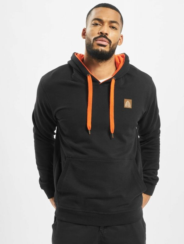 Just Rhyse / Hoodie Hills Dale in black