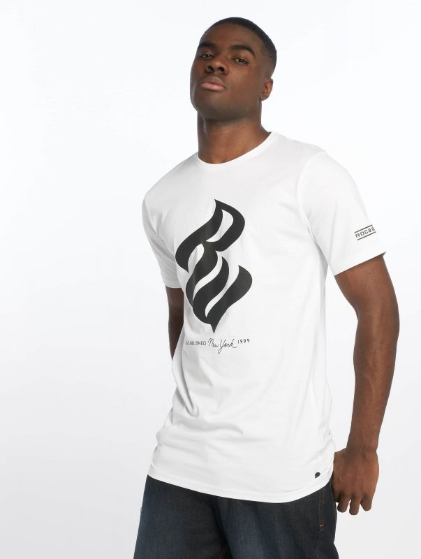 Rocawear / T-Shirt NY 1999 T in white