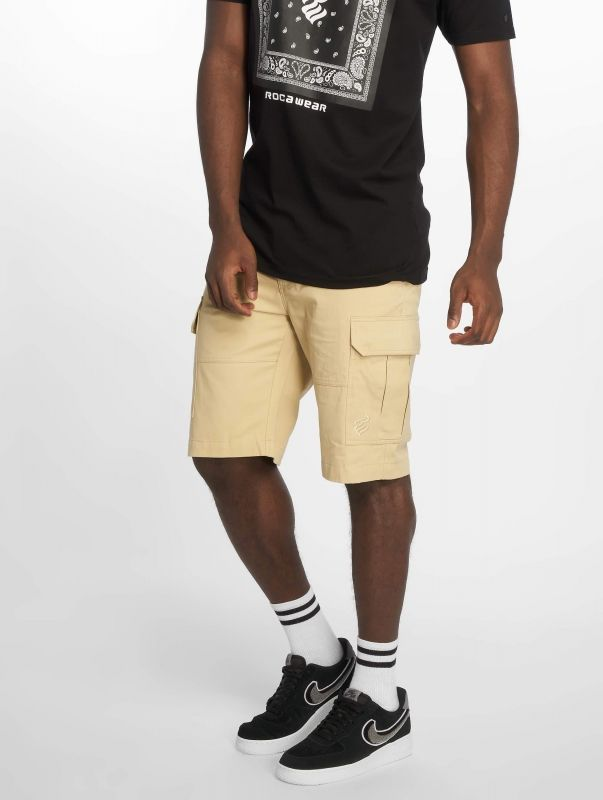 Rocawear / Short Shock in beige