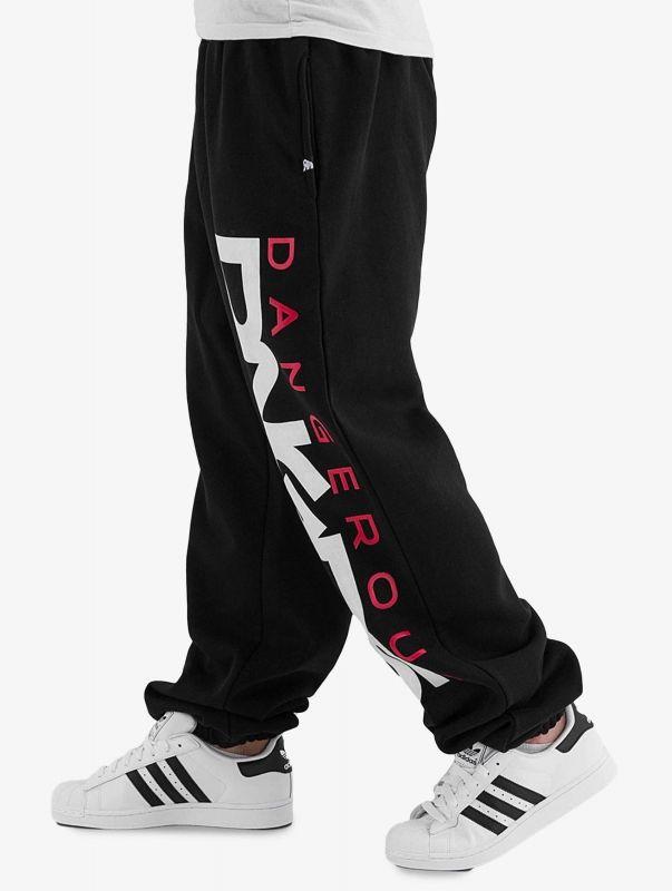 Мъжко долнище Dangerous DNGRS / Sweat Pant Classic in black