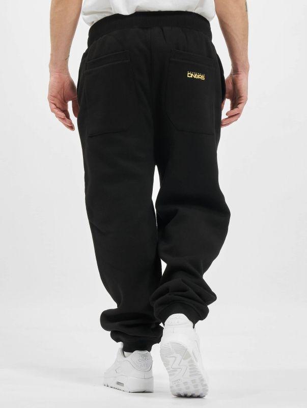 Dangerous DNGRS / Sweat Pant Classic in black