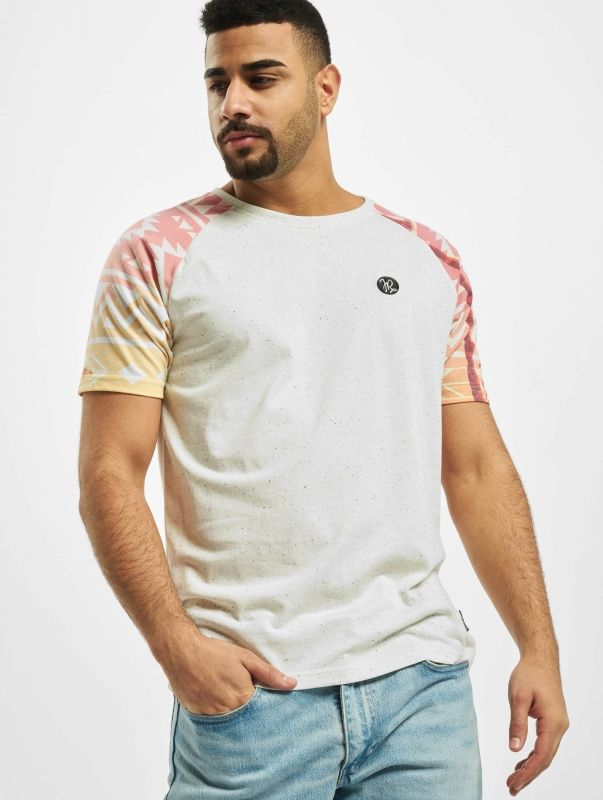Just Rhyse / T-Shirt Port Salerno in white