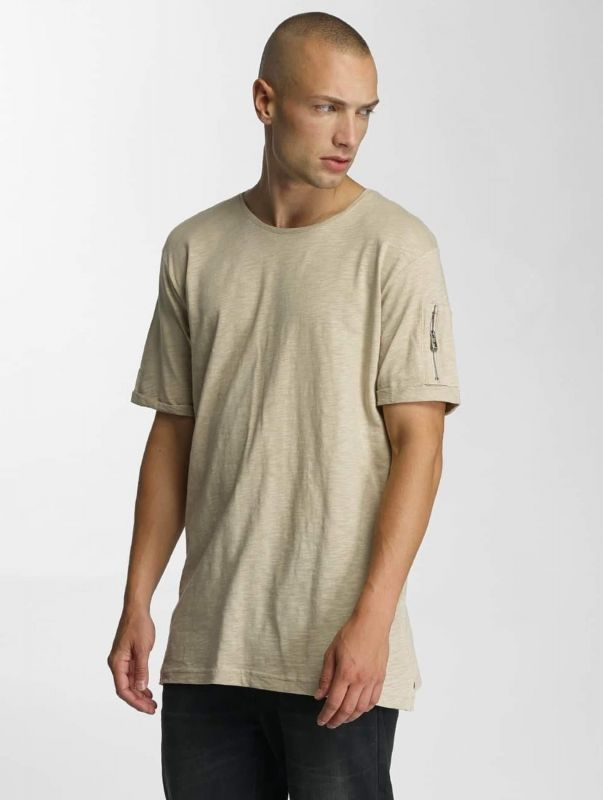 Who Shot Ya? / T-Shirt Haora in beige