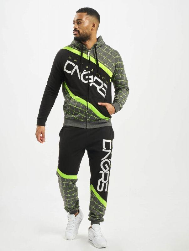 Dangerous DNGRS / Suits Woody in black
