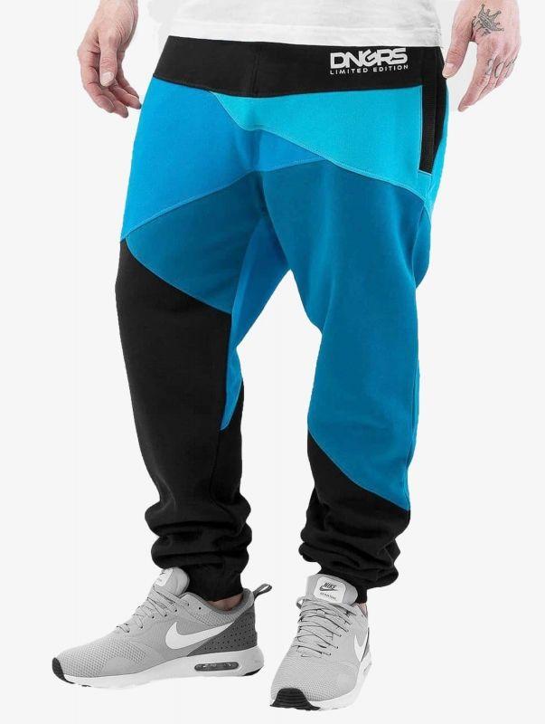 Dangerous DNGRS / Sweat Pant Locotay in blue