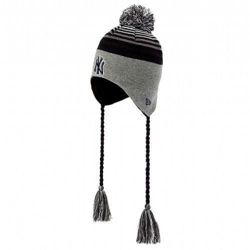 Зимна шапка New Era Stripe Top NY Yankees