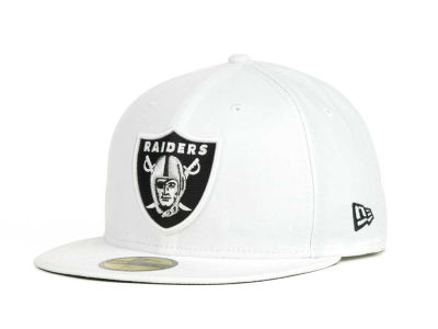 Шапка New Era 59Fifty NFL On-Field Draft Oakland Raiders