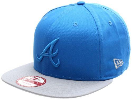 Шапка New Era Pop Tonal Atlanta Braves 9FIFTY Snapback