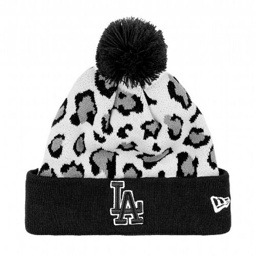 Зимна шапка New Era Snow Leopard Los Angeles Dodgers