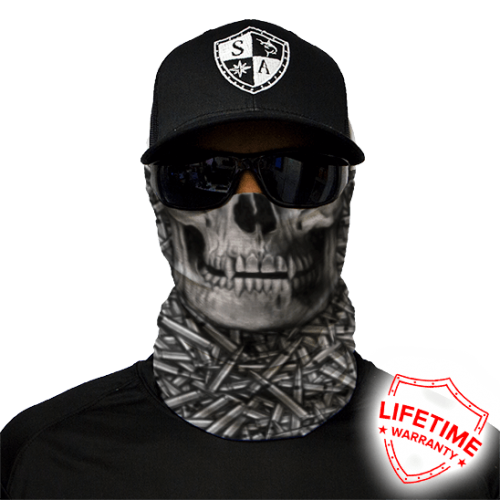 Предпазна маска - Hollow Head