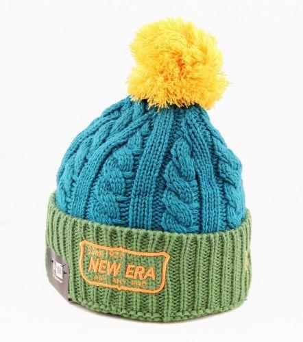 Зимна шапка New Era Cuff Chunk Pop