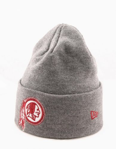 Зимна шапка New Era Wide Grey Redskins