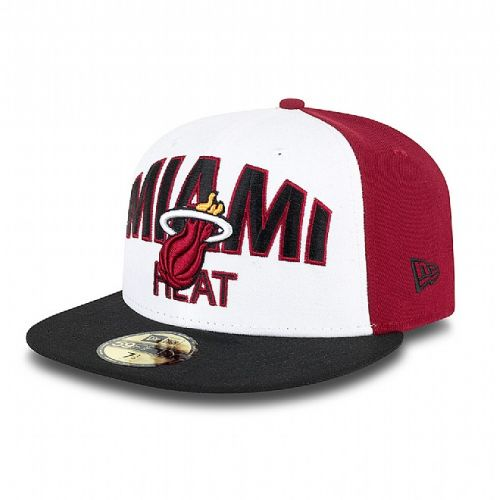 Шапка New Era Word Arch Miami Heat 59FIFTY