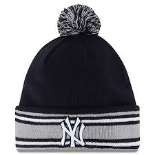 Зимна шапка New Era Sport Knit New York Yankees