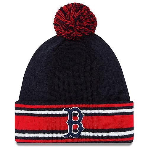 Зимна шапка New Era Sport Knit Boston Red Sox