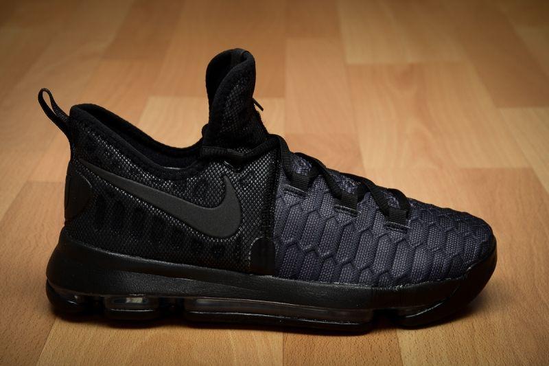 Баскетболни кецове Nike Zoom KD 9 GS Black Space