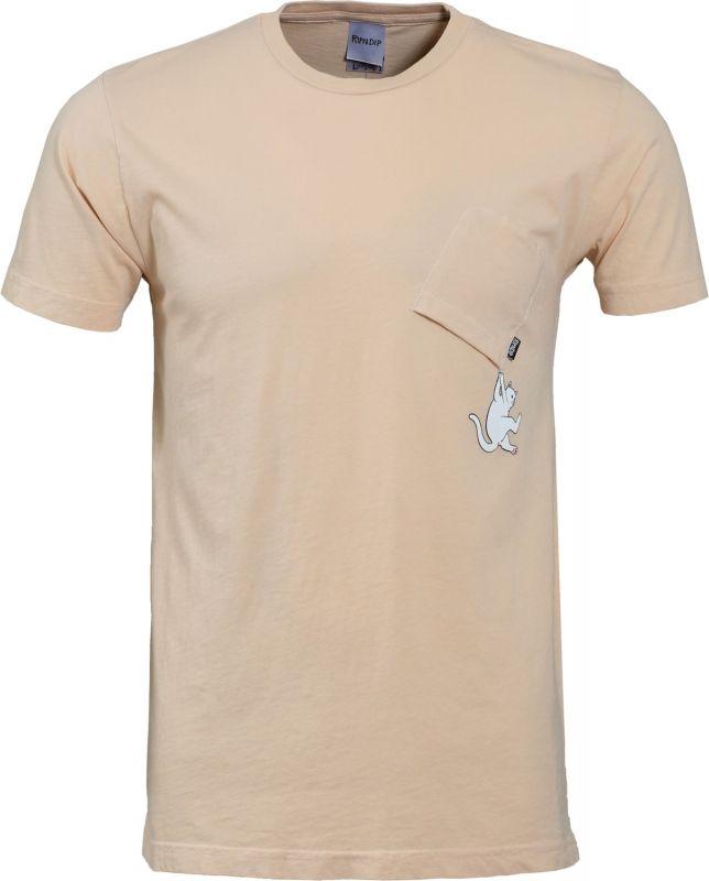 Тениска RIPNDIP Hang In There Nermal Tee