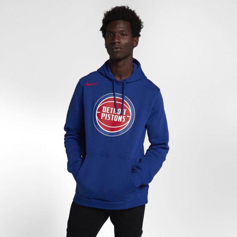 Суичър Nike NBA Detroit Pistons Fleece Hoodie Jacket