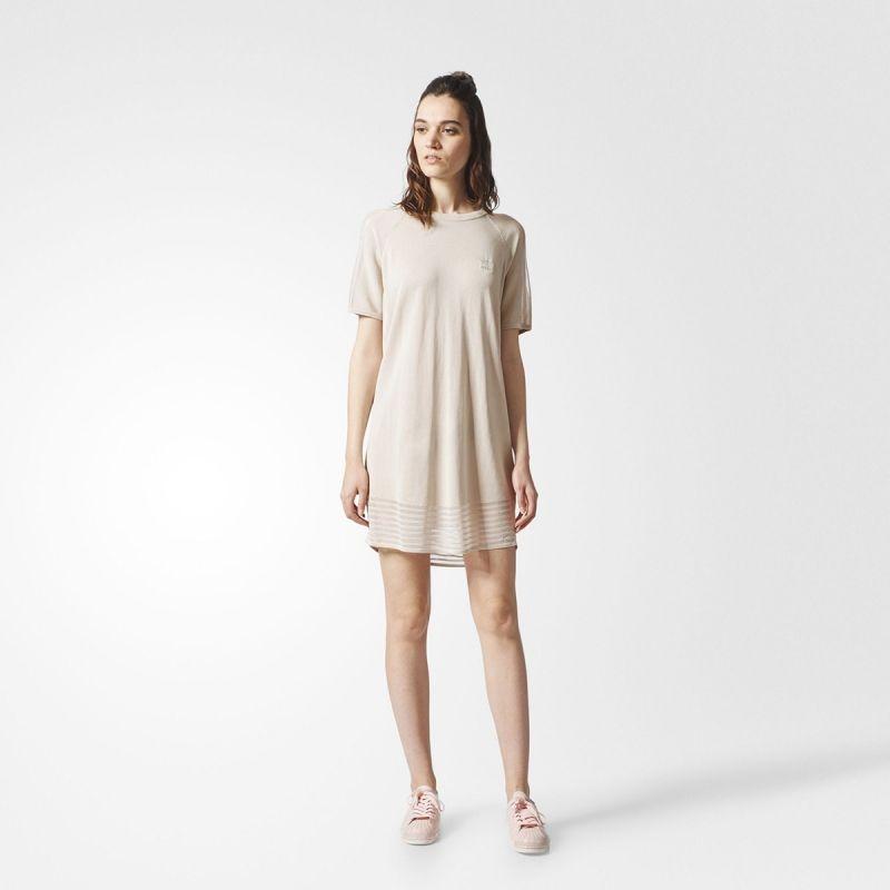 Type Skirts / Dresses adidas Originals WMNS Tee dress