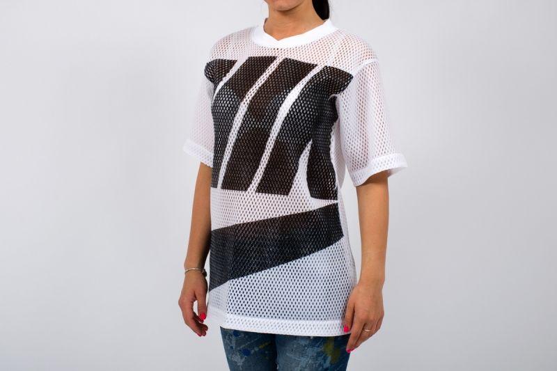 Тениска Nike WMNS NSW Mesh Top