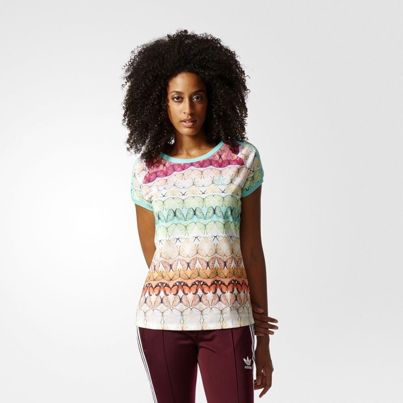 Тениска adidas Originals WMNS Borbofresh Tee