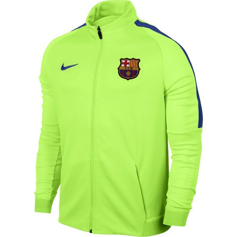 Суичър Nike FC Barcelona Dry Strike Track Jacket