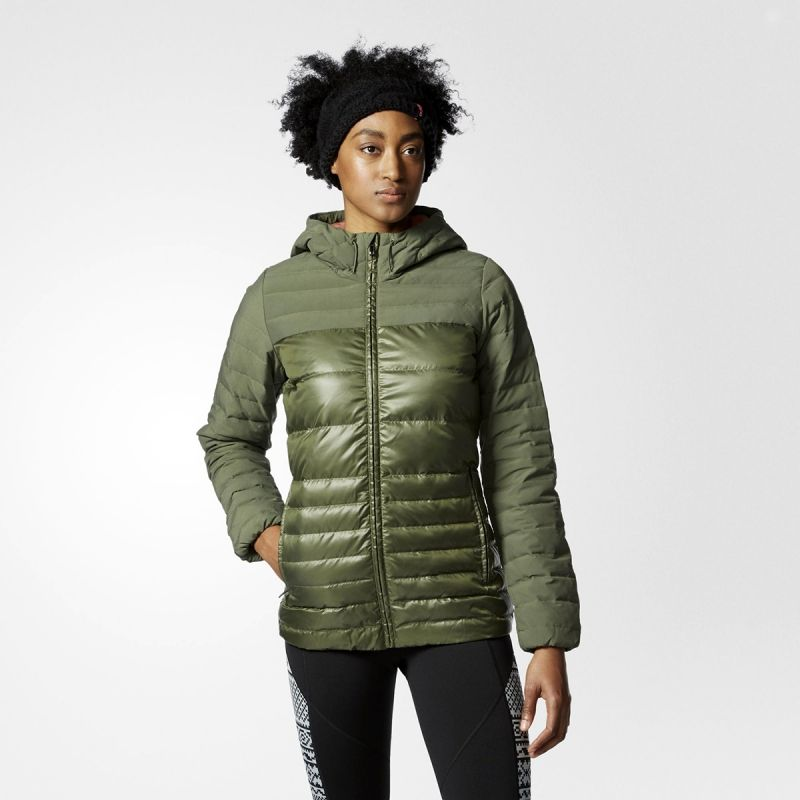 Яке adidas WMNS Cozy Down Winter Jacket
