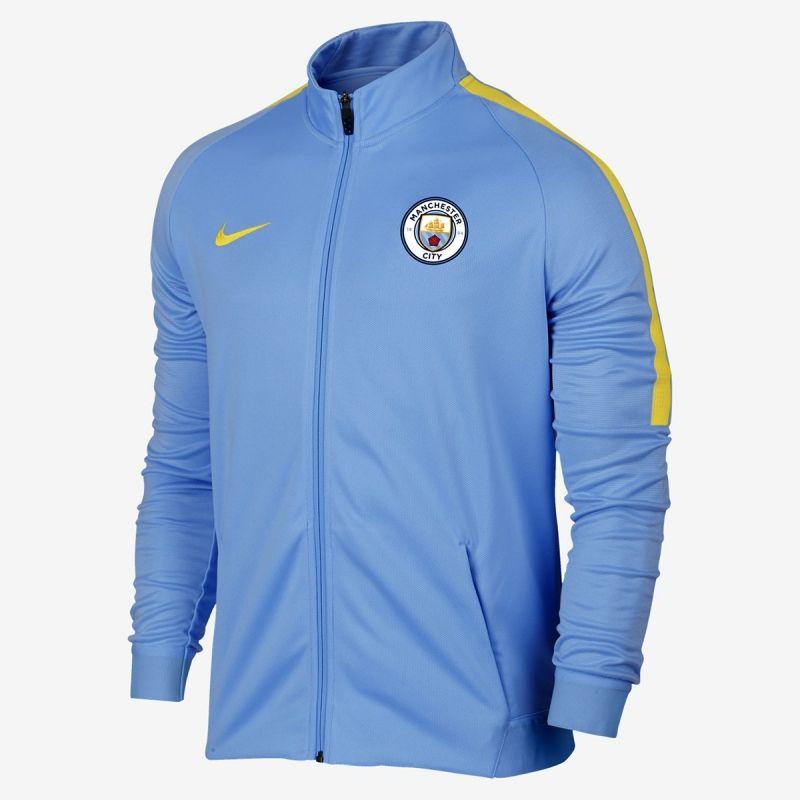 Суичър Nike Manchester City Dry Strike Jacket