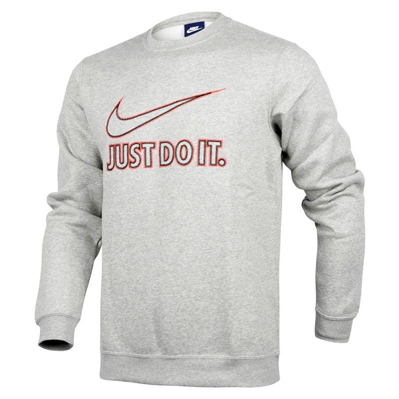 Суичър Nike Sportswear Fleece GX Swoosh Crewneck