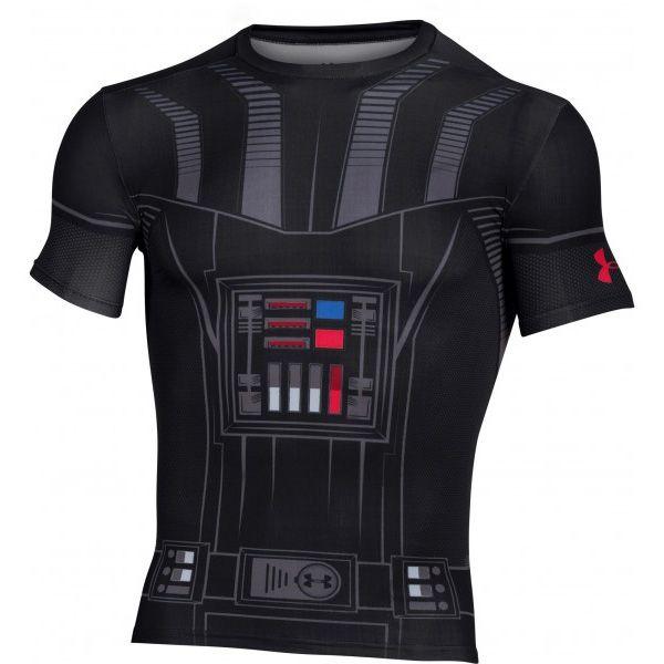 Тениска Under Armour Star Wars Vader Compression Tee