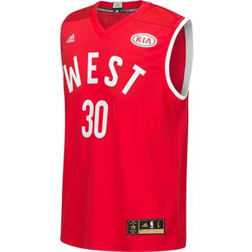 new product d40c4 cae90 Type Shirts adidas NBA All-Star 2016 Stephen Curry Replica Jersey