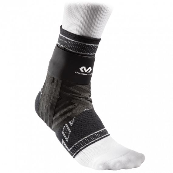 Type Braces McDavid Elite Engineered Elastic Ankle Brace