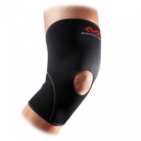 Type Braces McDavid Open Patella Knee Support