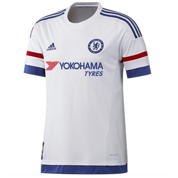 buy popular a62e9 68b4b Type Shirts adidas Chelsea FC Away Replica Player Jersey