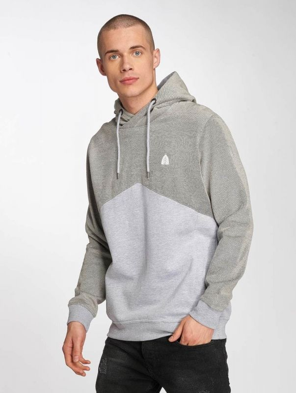 Just Rhyse / Hoodie SilverSprings in grey
