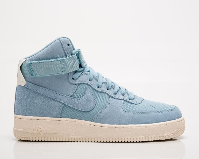 the best attitude c0df0 4eee0 Type Casual Nike Air Force 1 High  07 Suede