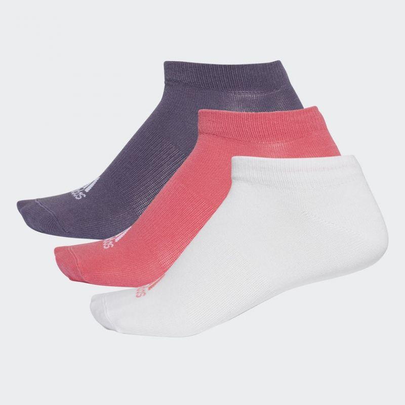 Type Socks adidas Training Performance No Show Thin Socks (3 Pack)