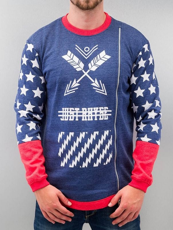 Just Rhyse / Pullover Star in blue