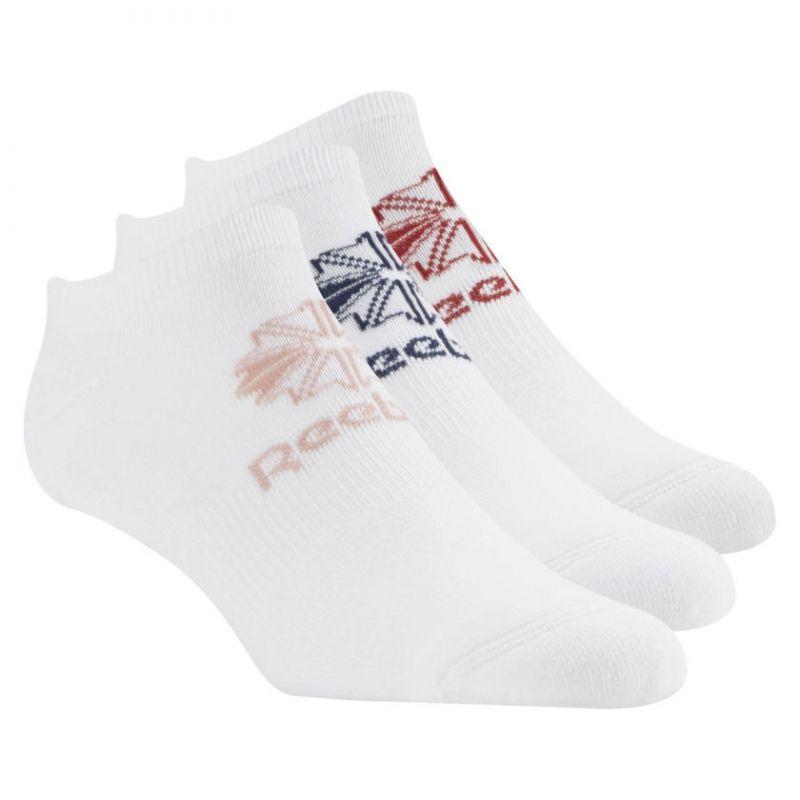 Type Socks Reebok Classics Foundation No Show Socks (3 Pack)