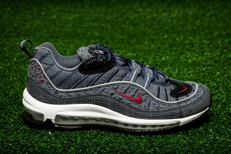 finest selection dc4d0 c9848 Type Casual Nike Air Max 98 QS Thunder Blue