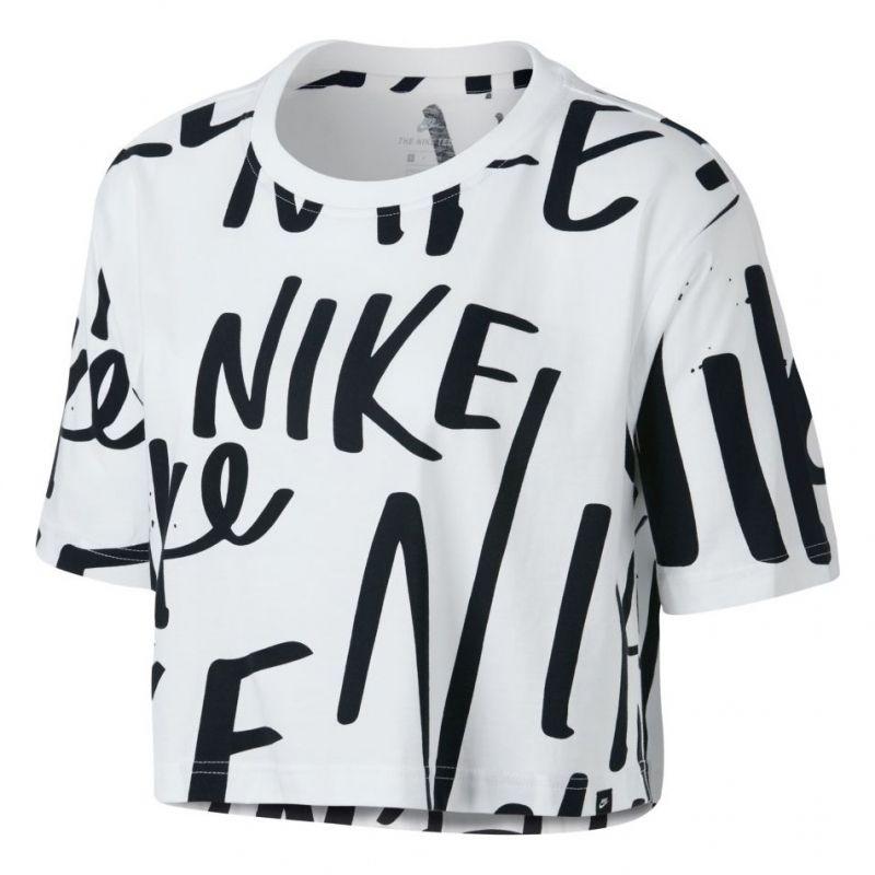 Type Shirts Nike Wmns Sportswear Tee