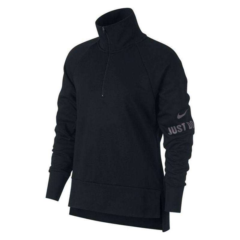 Type Hoodies Nike Wmns Performance Dry-FIT Half Zip Training Pullover Sweatshirt