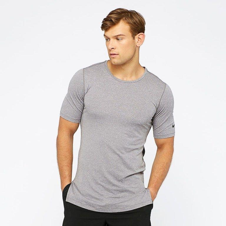 ba014f88 Type Shirts Nike Training Utility Short Sleeve Top