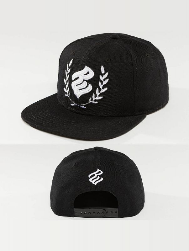 Rocawear / Snapback Cap Hero in black